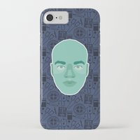 scrubs iPhone & iPod Cases featuring Turk - Scrubs by Kuki