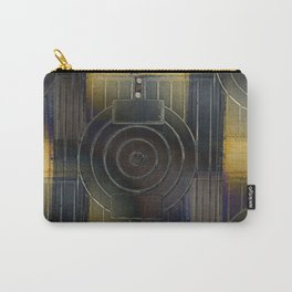 Gridlocked Carry-All Pouch