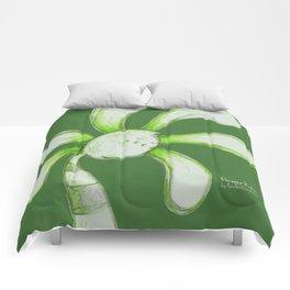 """""""Jailbird"""" Flowerkid Comforters"""