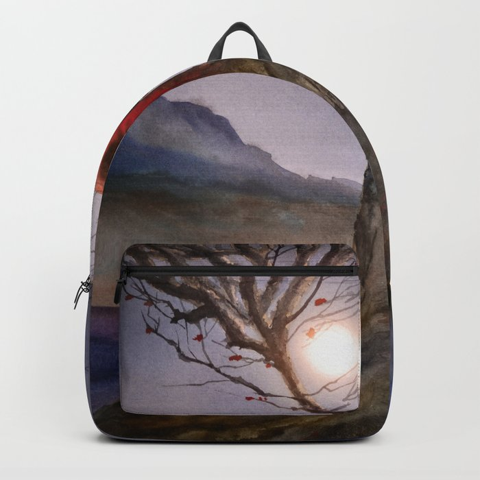 Track 23: Tree of Life Backpack