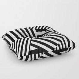 Razzle Dazzle I Floor Pillow