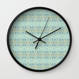 Sketch on my Face Wall Clock