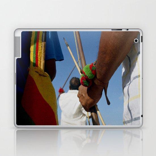 Katchin (Strength) Laptop & iPad Skin