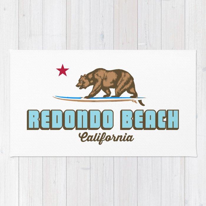 Redondo Beach. Rug