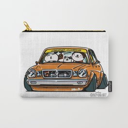 Crazy Car Art 0146 Carry-All Pouch