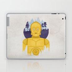 C3PO Laptop & iPad Skin