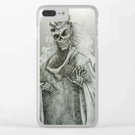 The Wight Clear iPhone Case