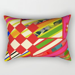 POP COLOR Rectangular Pillow
