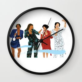 Living Single 90's TV Classic Wall Clock