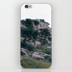 enchanted rock  iPhone & iPod Skin