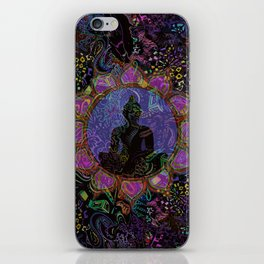 Buddha in Spirits iPhone Skin