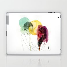 Love doesn't need words. Laptop & iPad Skin