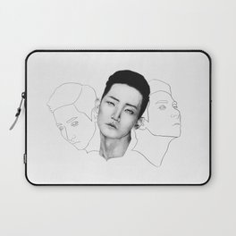 The Other Mes Laptop Sleeve
