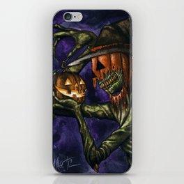 Hobnobbin' with a Goblin iPhone Skin