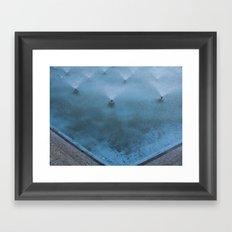 Dancing on Glass Framed Art Print