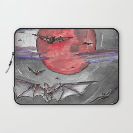 Bat Moon Laptop Sleeve
