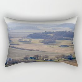 November Farm Rectangular Pillow