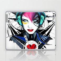 -War in my Heart- Laptop & iPad Skin