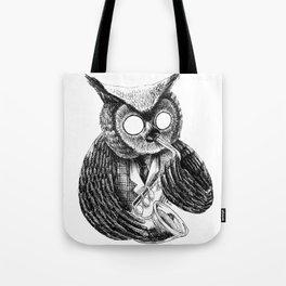 The Wailing Owl Tote Bag