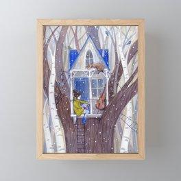 Little Kingdom III Framed Mini Art Print