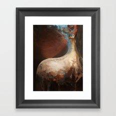 membrain Framed Art Print