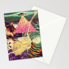 Collected my Bones Stationery Cards