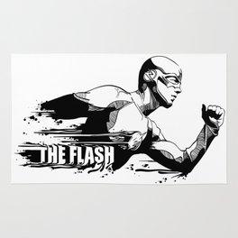 Fandom In Ink » The Flash Rug