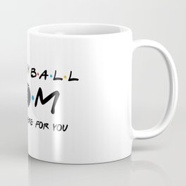 Volleyball mom. Mother gift for volley fan Coffee Mug