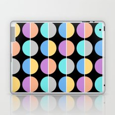 BACK TO THE 70's (abstract geometric pattern) Laptop & iPad Skin