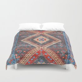 (N16) Boho Moroccan Oriental Artwork for Rustic and Farmhouse Styles. Duvet Cover