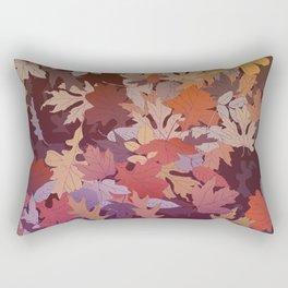 Last Days Of Fall Rectangular Pillow