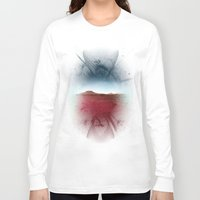 milky way Long Sleeve T-shirts featuring Milky Way by Sisti | Steve Falcon