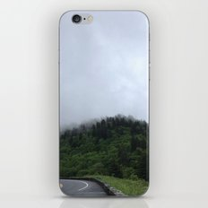 Mountain Fog iPhone & iPod Skin