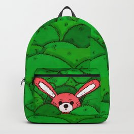 Where is Bunny? Backpack