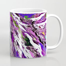 HORSE WILD AND PRETTY OIL PAINTNG Coffee Mug