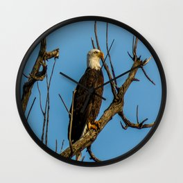 America Proud Wall Clock
