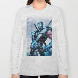 League of Legends FROZEN SHEN Long Sleeve T-shirt