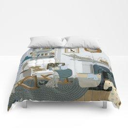 Baby Animal Nursery Comforters