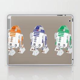 R2-D2 (Vector Art) Laptop & iPad Skin