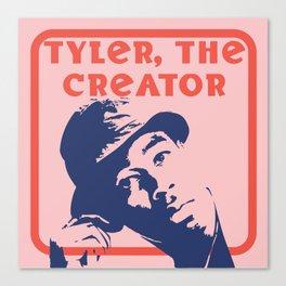 Tyler the creator Canvas Print