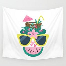 Hello Summer! Wall Tapestry