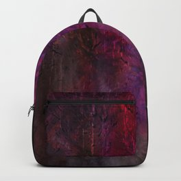 Concept abstract : Feelings Backpack