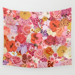 Super Bloom Wall Tapestry
