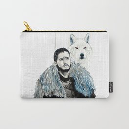 Snow, Jon Carry-All Pouch