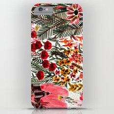 Flower Girl iPhone 6 Plus Slim Case