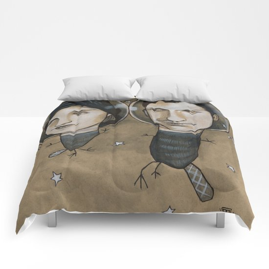 Outer Face Comforters