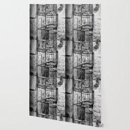 Ancient Doorway Wallpaper