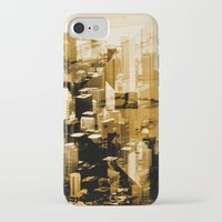 chicago iPhone & iPod Cases featuring Chicago by DM Davis