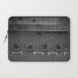 Meat Packing Street Laptop Sleeve