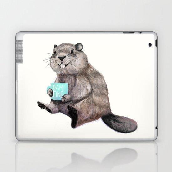 Dam Fine Coffee Laptop & iPad Skin